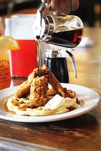 Puckett's Chicken Waffles